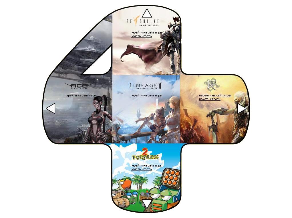 4game каталог игр